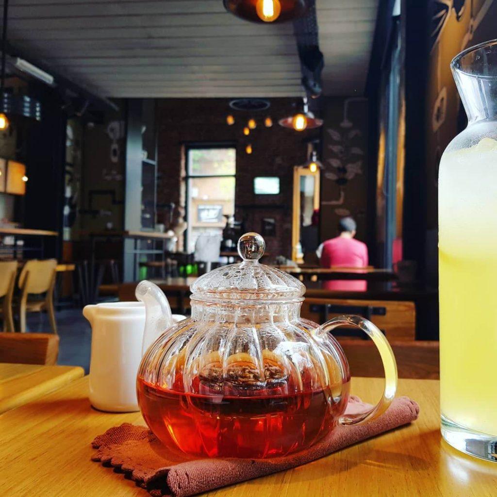 Padre Teapot