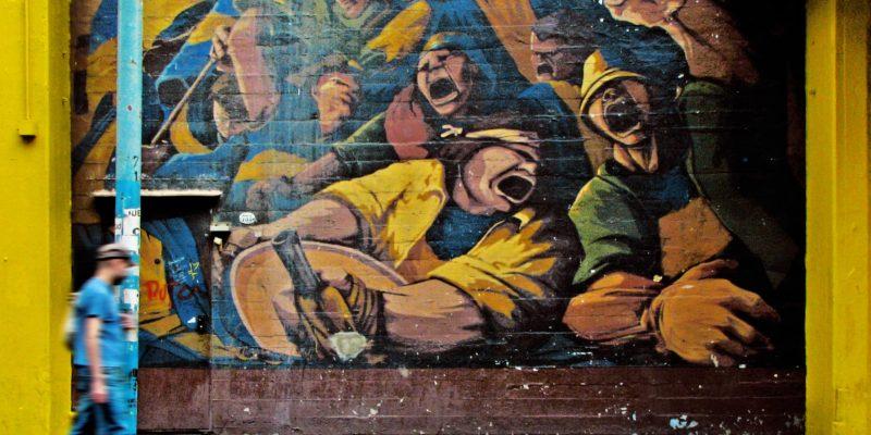 Grafitti Buenos Aires