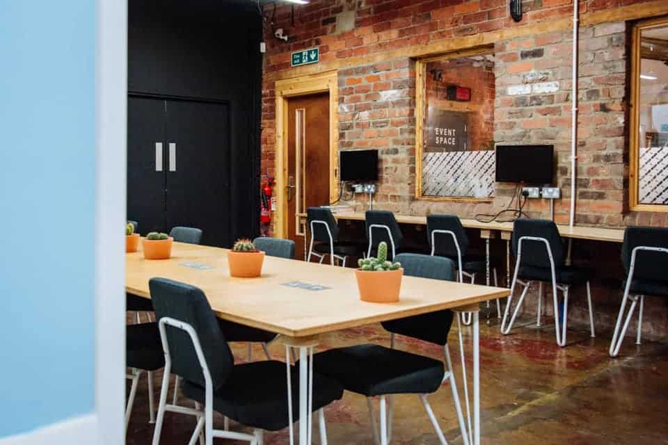 Coworking Space - Duke Studios, Leeds