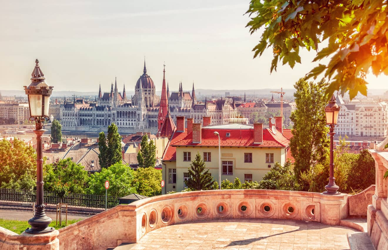 Coliving, Coworking, Budapest, City Centre