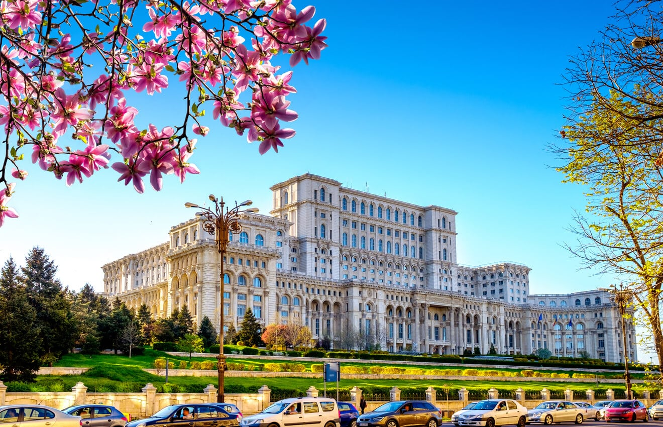 Non-Schengen Country for Digital Nomads, Romania, Bucharest