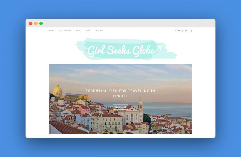 Girl Seeks Globe